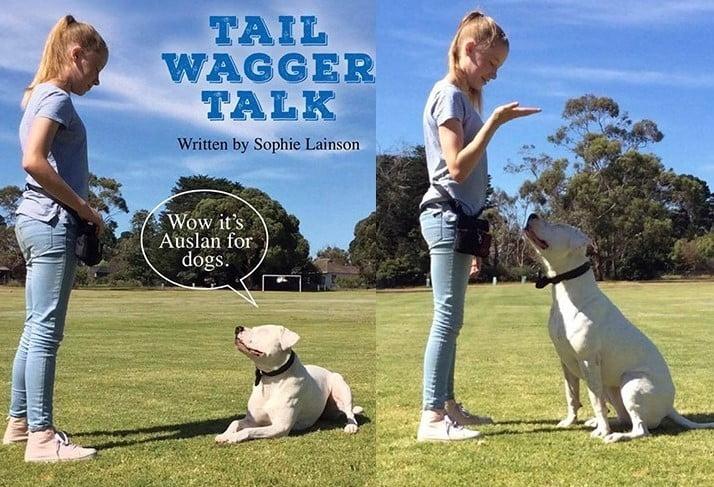 Tail Wagger Talk
